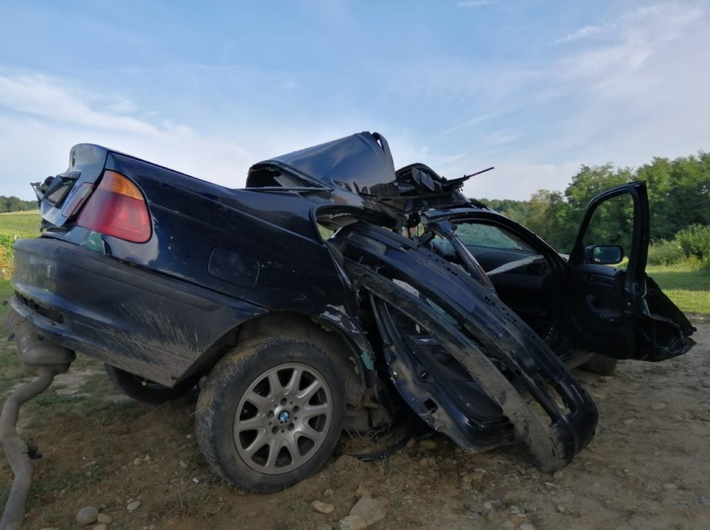 POLICIJA Tri prometne nesreće tijekom vikenda u Međimurju
